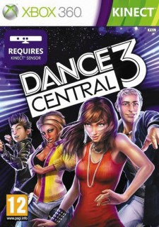 Dance Central 3 (Kinect) Xbox 360