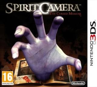 Spirit Camera The Cursed Memoir 3DS