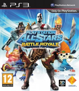 PlayStation All-Stars Battle Royale PS3
