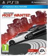 Need for Speed Most Wanted (2012) (Move támogatással) PS3