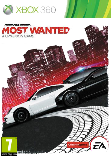 Need for speed most wanted 2012 haszn lt xbox 360 for Need for speed most wanted full