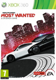 Need for Speed Most Wanted (2012) (használt) Xbox 360