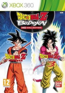 Dragon Ball Z Budokai HD Collection (használt) Xbox 360