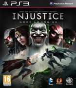 Injustice Gods Among Us PS3