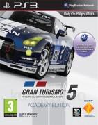 Gran Turismo 5 Academy Edition (GT 5) PS3