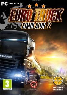 Euro Truck Simulator 2 (Magyar felirattal) PC