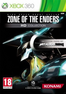 Zone of the Enders: HD Collection Xbox 360