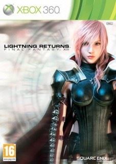 Lightning Returns Final Fantasy XIII Xbox 360