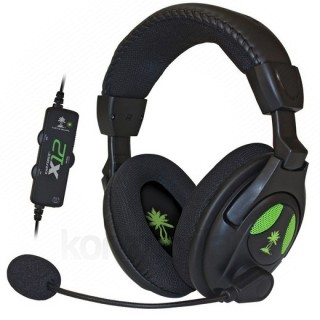 Turtle Beach Ear Force X12 Headset Több platform