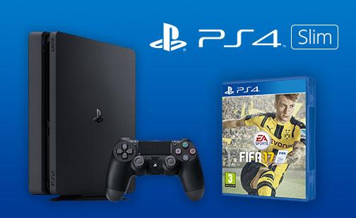 FIFA 17 PS4 Slim