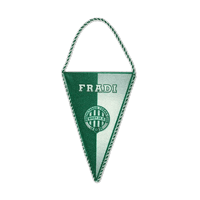 FIFA 21 ajándék Fradi zászló
