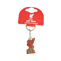 FIFA 21 ajándék Liverpool kulcstartó
