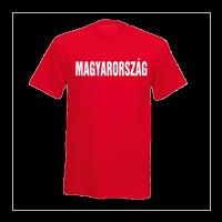 FIFA 21 ajándék Magyarország piros póló