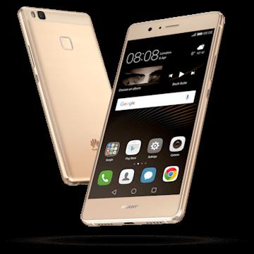 Huawei P9 Lite Arany színben