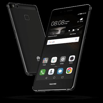 Huawei P9 Lite Fekete színben