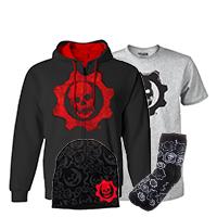 Gears of War ajándékok