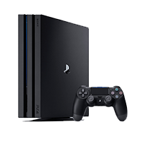 PS4 Konzoly