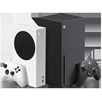 Xbox Series Konzoly